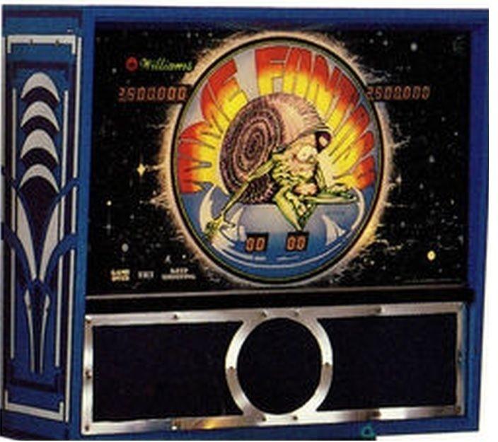 Time Fantasy 2-Player Pinball Mods