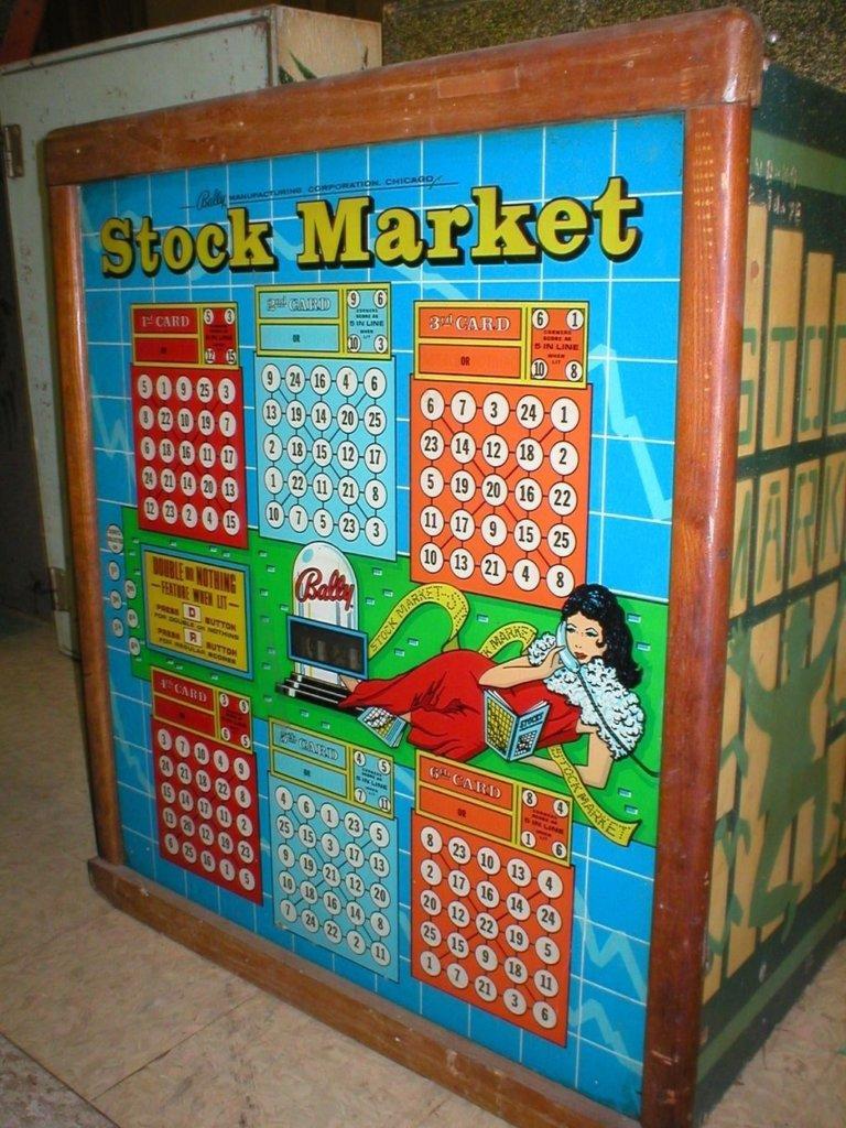 Stock Market Pinball Mods