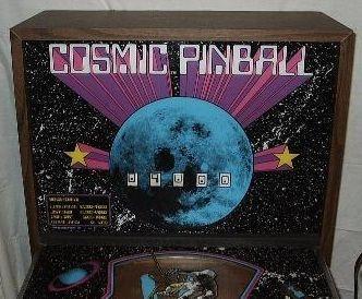 Cosmic Pinball Pinball Mods