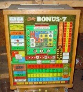 Bonus 7 Pinball Mods