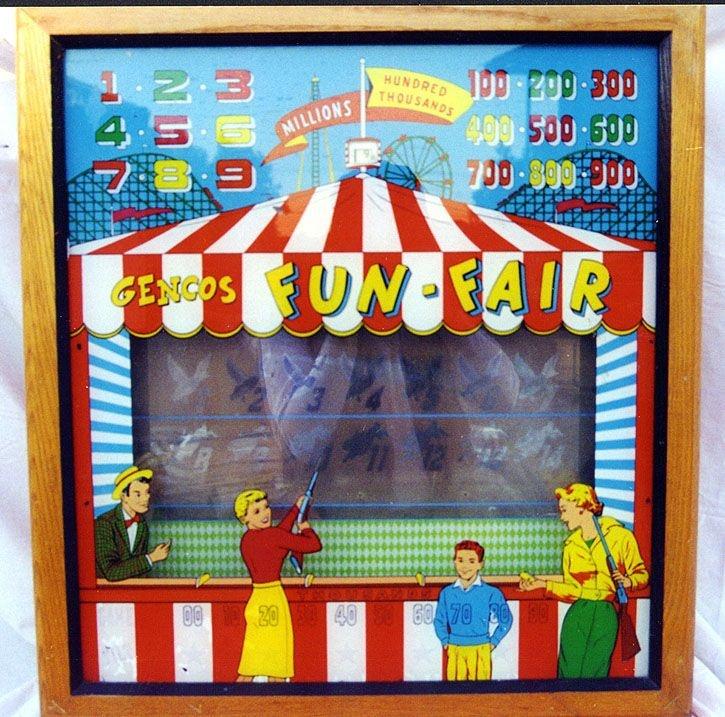 Fun-Fair Pinball Mods