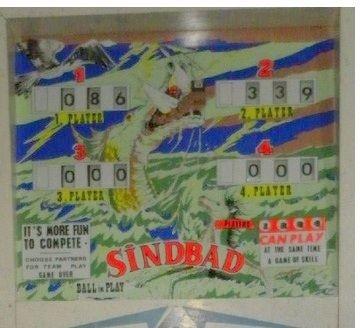 Sindbad Pinball Mods