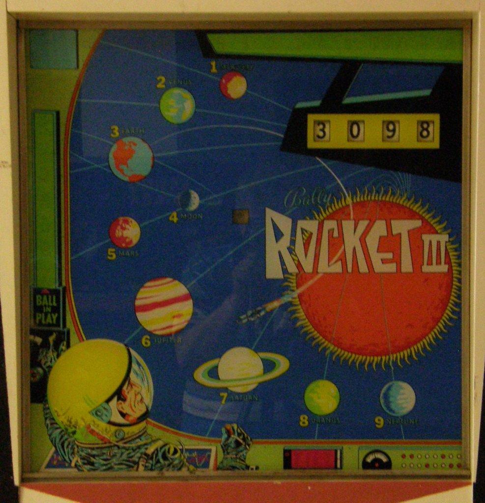Rocket III Pinball Mods