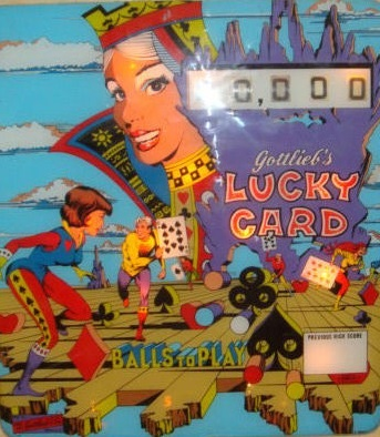 Lucky Card Pinball Mods