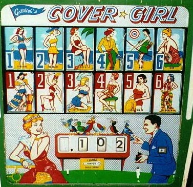 Cover Girl Pinball Mods