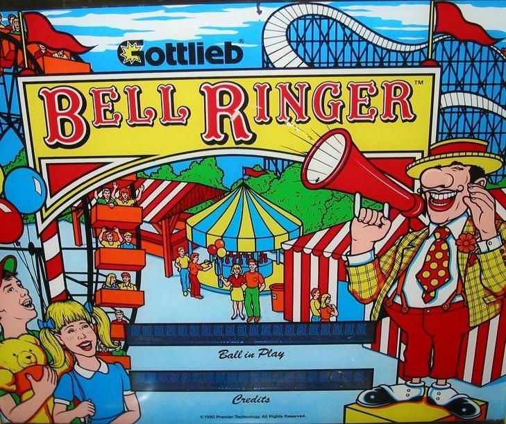 Bell Ringer Pinball Mods