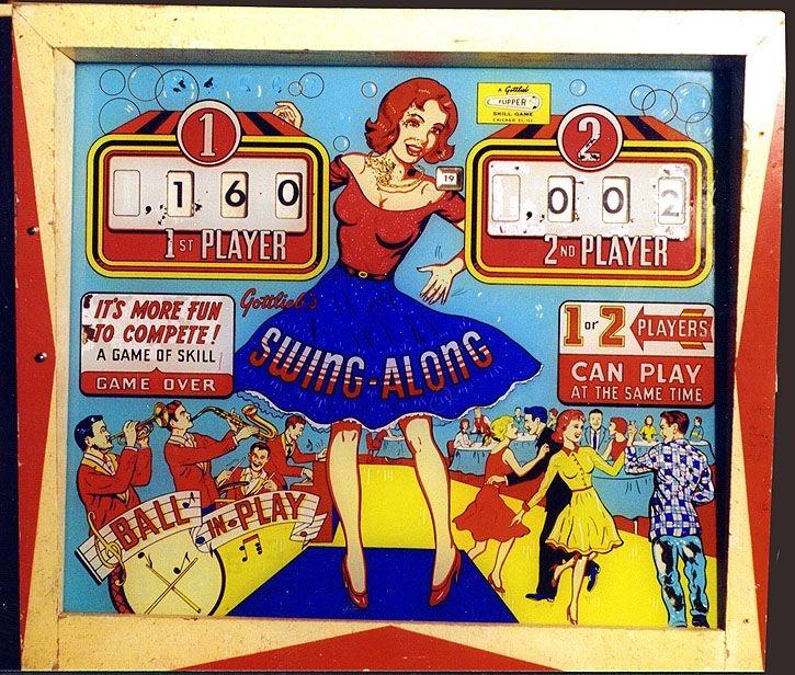 Swing-Along Pinball Mods