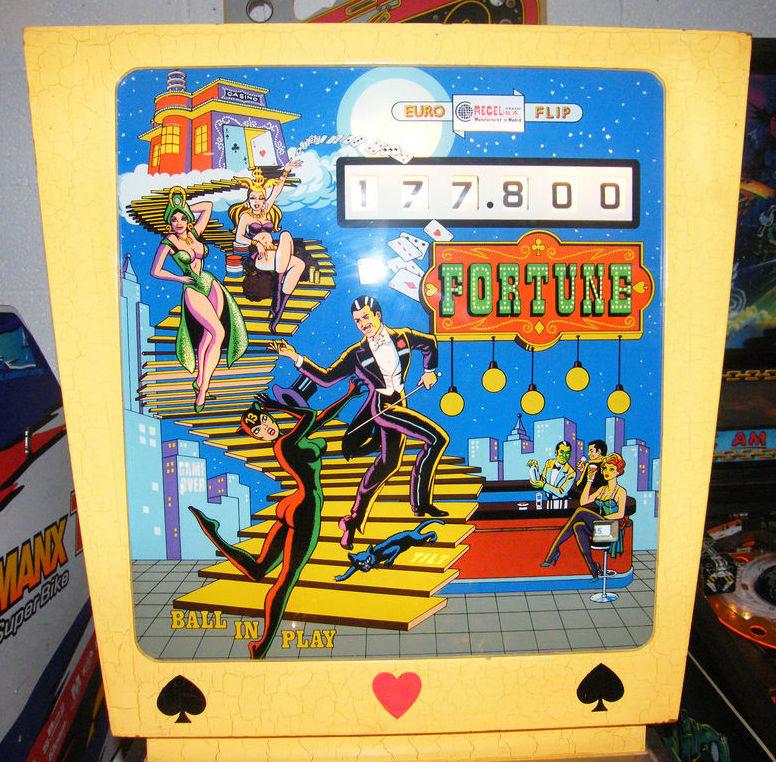Fortune Pinball Mods