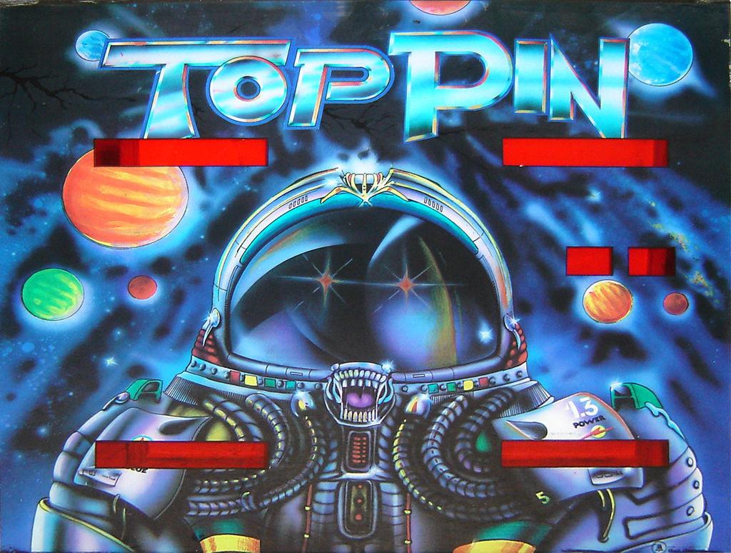 Top Pin Pinball Mods