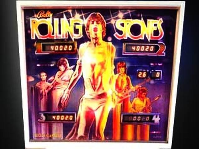 Rolling Stones Pinball Mods