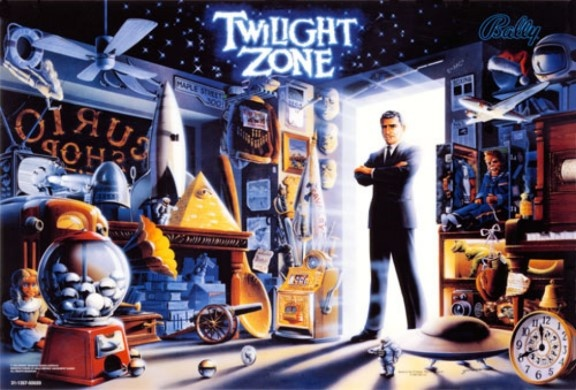 Twilight Zone Pinball Mods