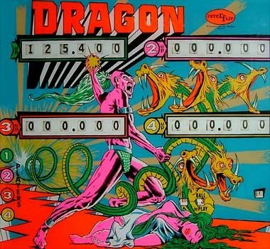 Dragon Pinball Mods