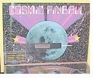 Cosmic Pinball SS Pinball Mods