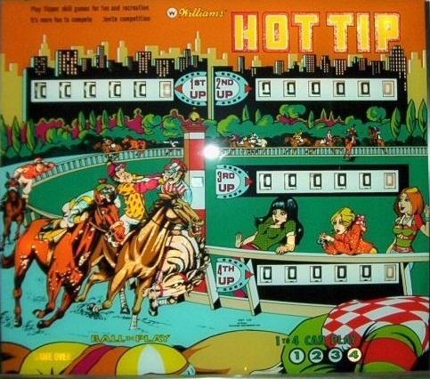 Hot Tip EM Pinball Mods