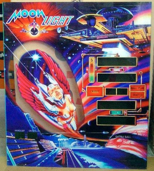 Moon Light Pinball Mods