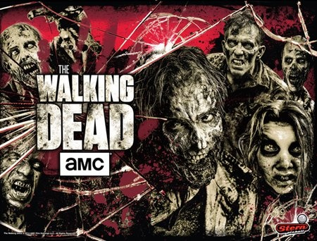 The Walking Dead (Pro) Pinball Mods