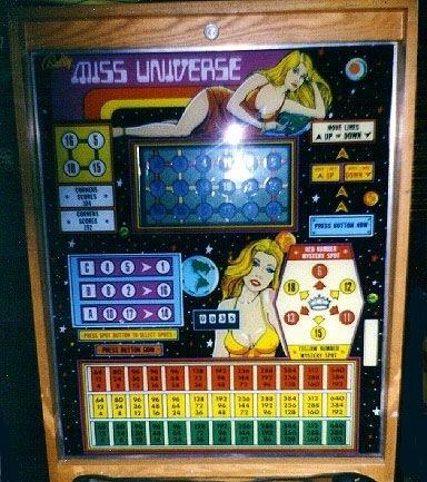 Miss Universe Pinball Mods