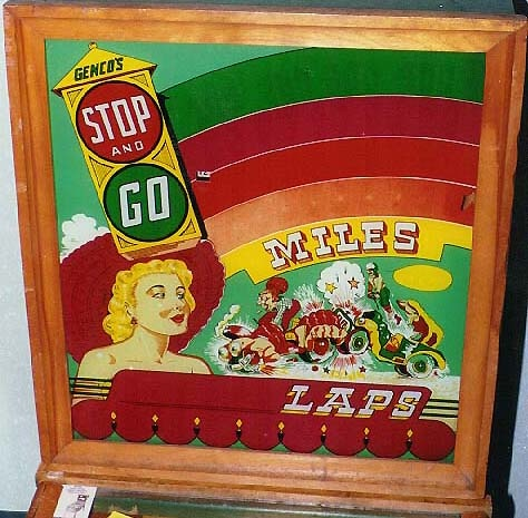 Stop and Go Pinball Mods