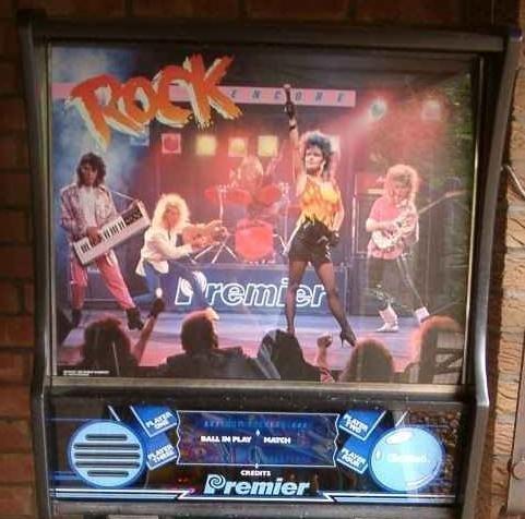 Rock Encore Pinball Mods