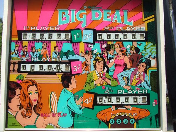Big Deal Pinball Mods