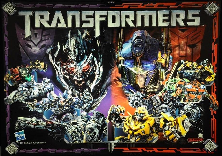Transformers (Premium/LE) Pinball Mods