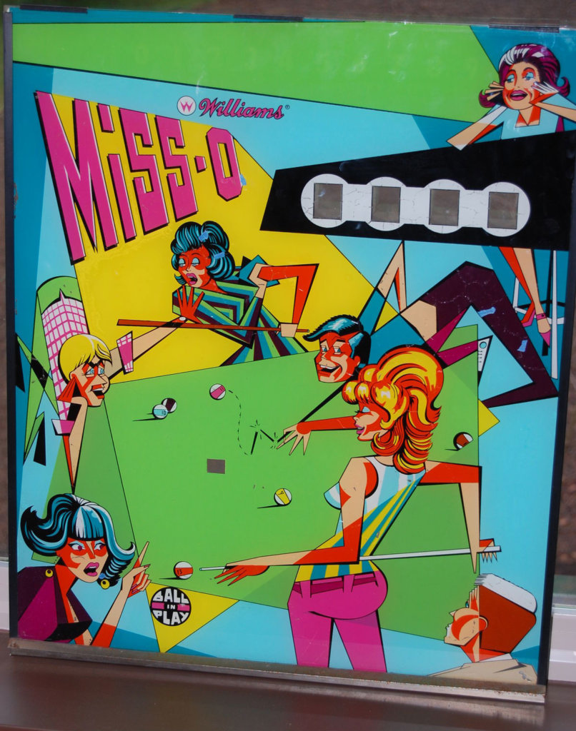 Miss-O Pinball Mods