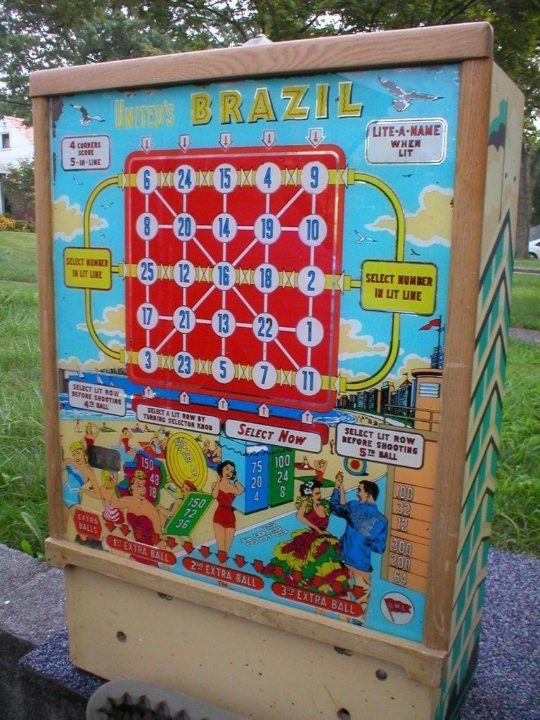 Brazil Pinball Mods
