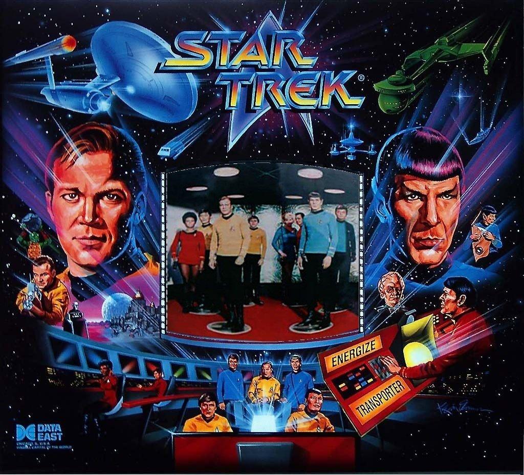 Star Trek Pinball Mods