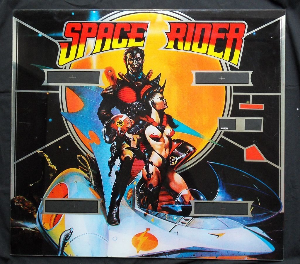 Space Rider Pinball Mods