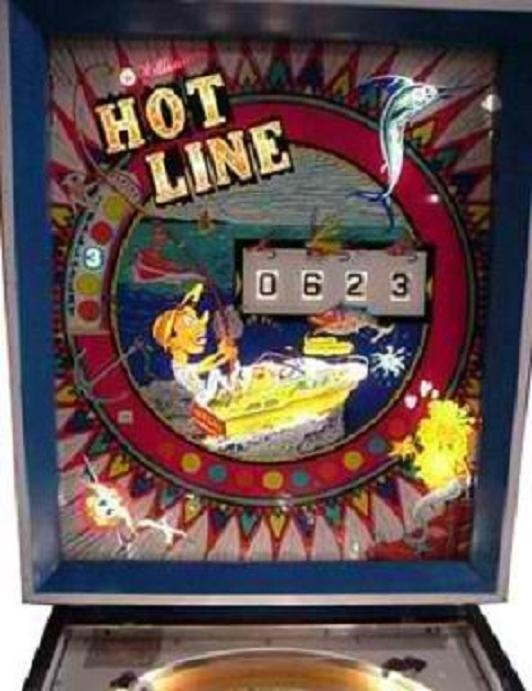 Hot Line Pinball Mods