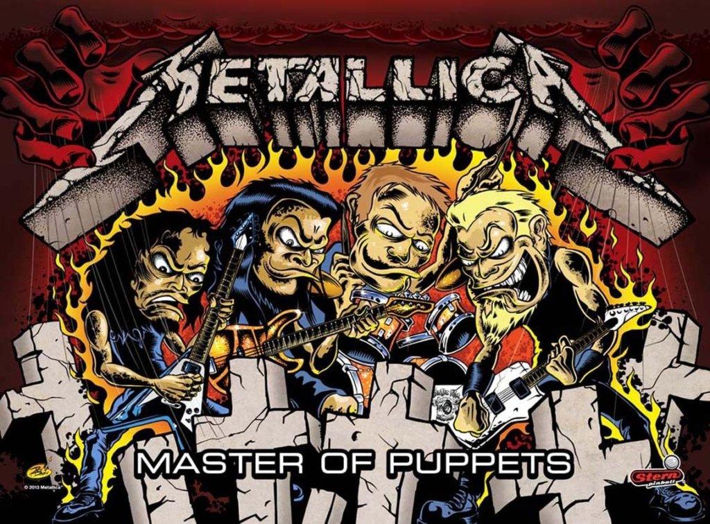 Metallica (Premium/LE) Pinball Mods