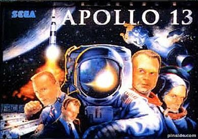 Apollo 13 Pinball Mods