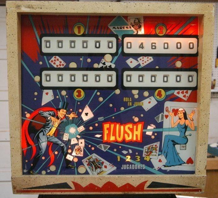 Flush Pinball Mods