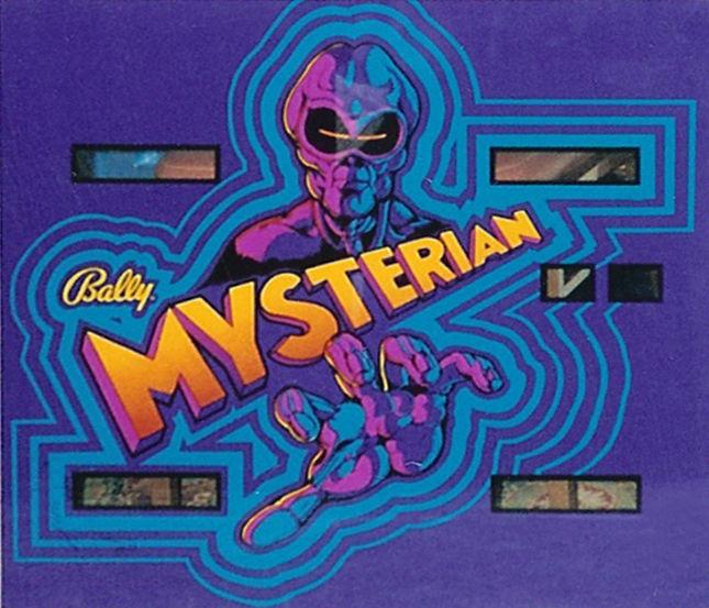 Mysterian Pinball Mods
