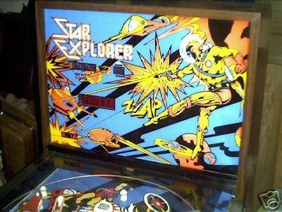 Star Explorer Pinball Mods