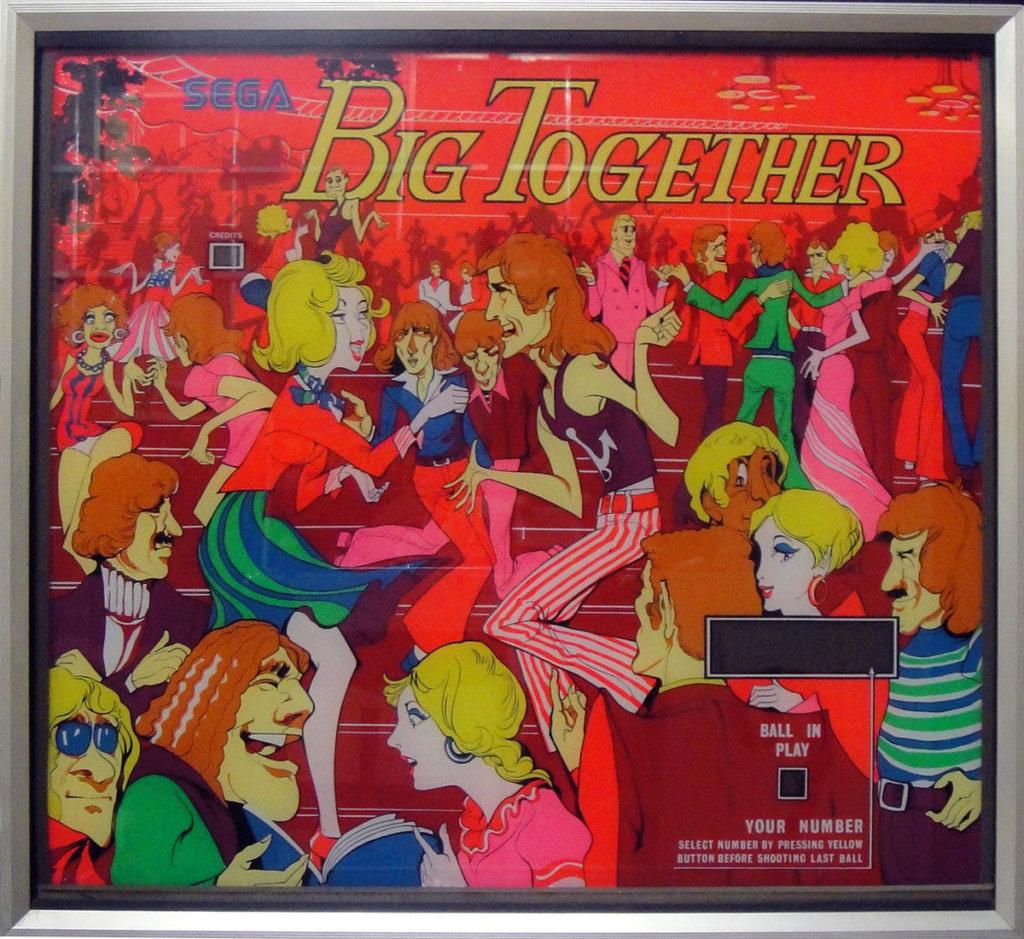 Big Together Pinball Mods