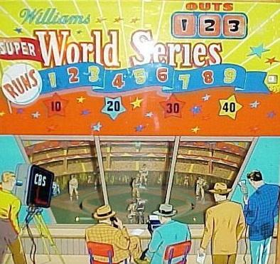 Super World Series Pinball Mods