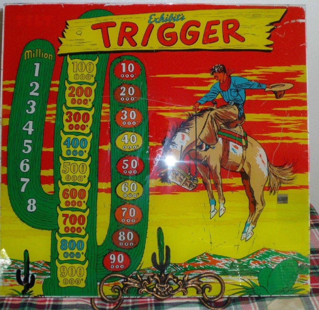 Trigger Pinball Mods