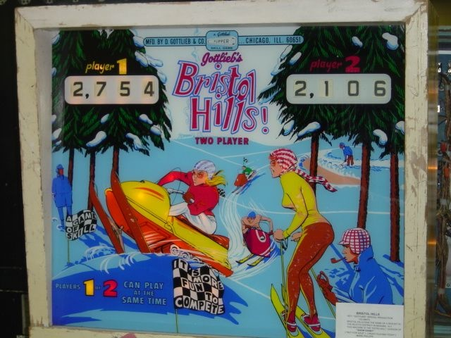 Bristol Hills Pinball Mods