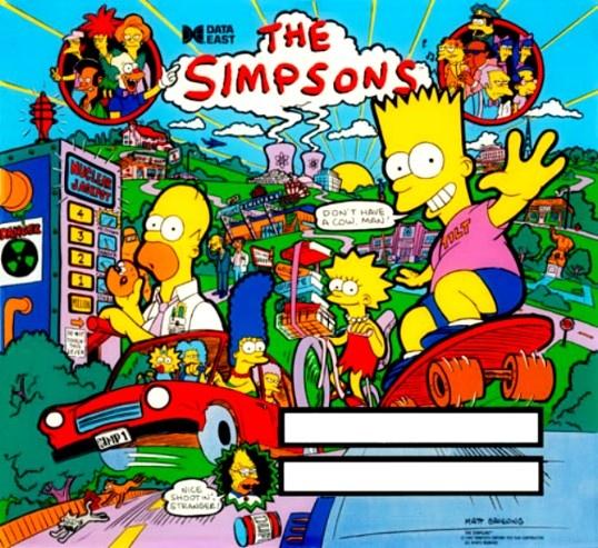 Simpsons, The Pinball Mods