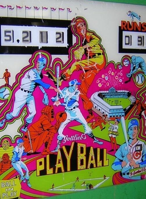 Playball Pinball Mods