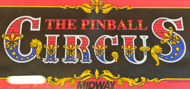 Pinball Circus, The Pinball Mods