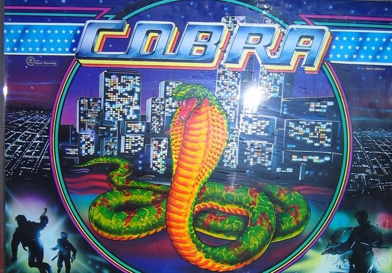 Cobra Pinball Mods