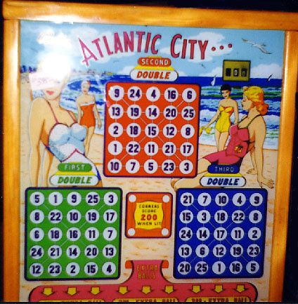 Atlantic City Pinball Mods
