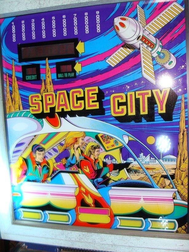 Space City Pinball Mods