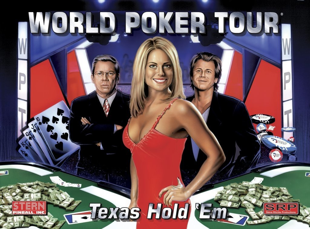 World Poker Tour Pinball Mods