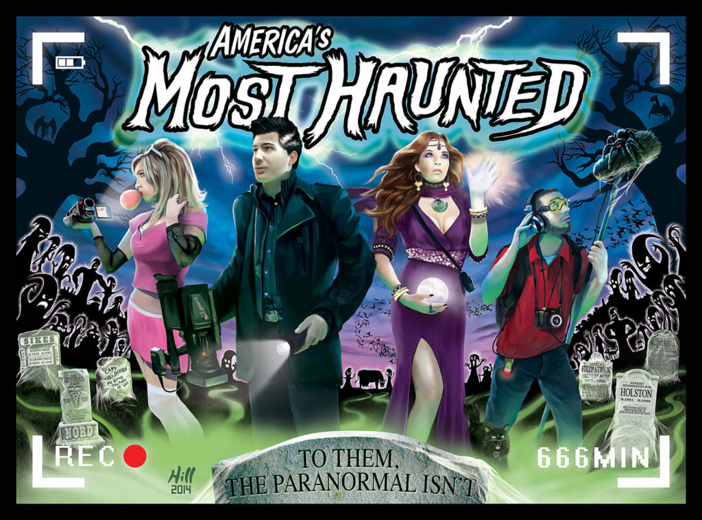 America's Most Haunted Pinball Mods