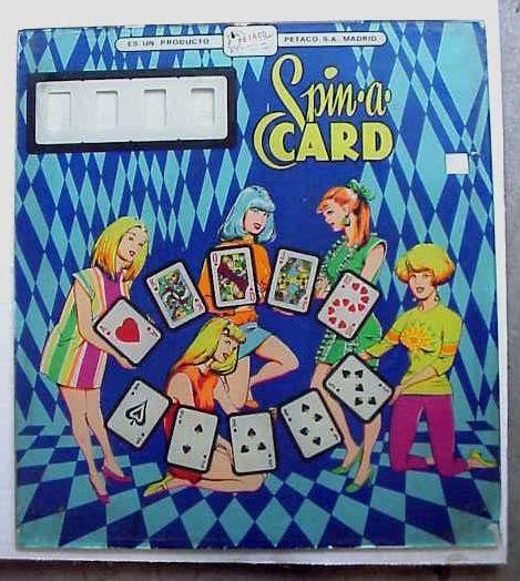 Spin-a-Card Pinball Mods