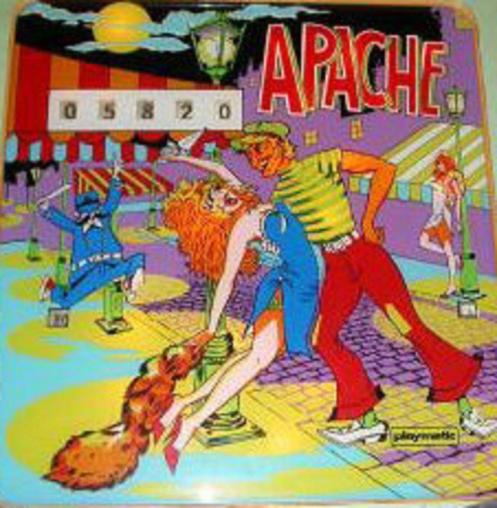 Apache Pinball Mods