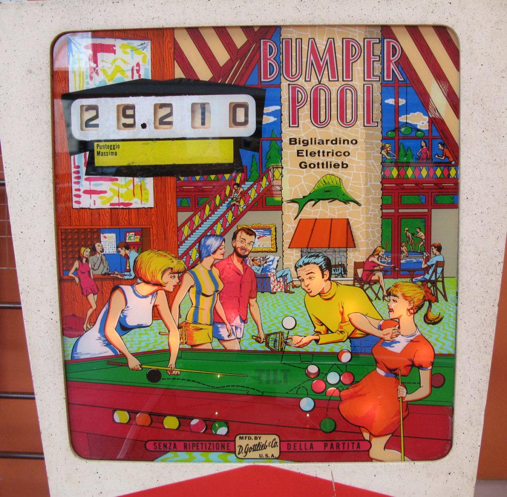 Bumper Pool Pinball Mods